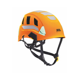 Strato Vent HI-VIZ, lightweight, ventilated, high-visible helmet